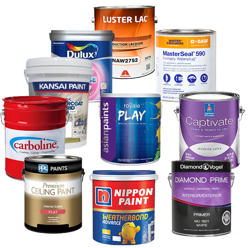 World's Top Ten Paints Companies